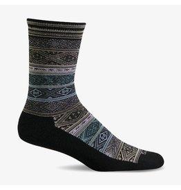 Sockwell Sockwell - Essential Comfort - Boho - LD150W - Black - Women's