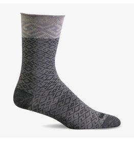 Sockwell Sockwell - Essential Comfort - Mosaic - LD153W - Charcoal - Women's