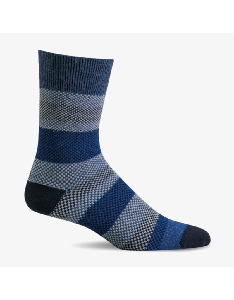 Sockwell Sockwell - Essential Comfort - Mixology - LD41M - Navy - Men's