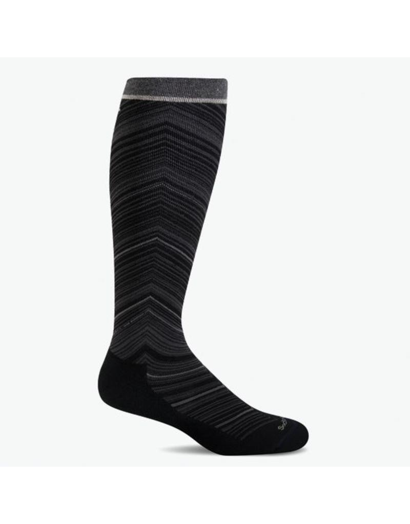 Sockwell Sockwell - Moderate Lifestyle Compression - Full Flattery - SW57W - Black - Women's