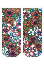 Living Royal Living Royal - Floral - Color-In Socks - 103CIS - Crew
