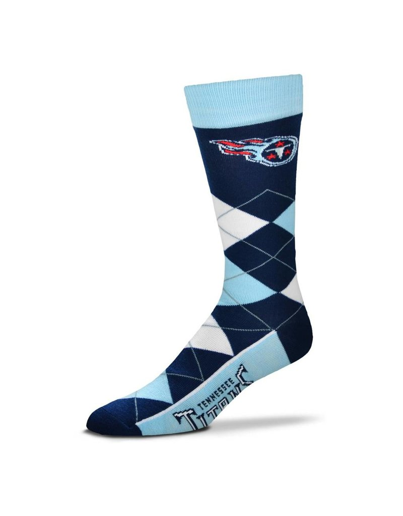 FBF FBF - Argyle Lineup - Tennessee Titans - Unisex