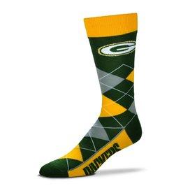 FBF FBF - Argyle Lineup - Green Bay Packers - Unisex