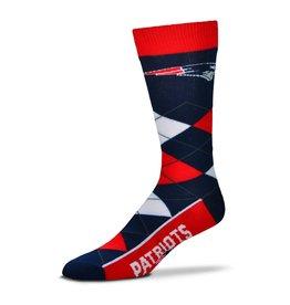FBF FBF - Argyle Lineup - New England Patriots - Unisex