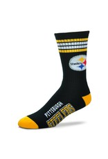 FBF FBF - 4-Stripe Deuce - Pittsburgh Steelers - Unisex