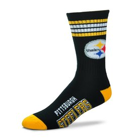 FBF FBF - 4-Stripe Deuce - Pittsburgh Steelers - Unisex
