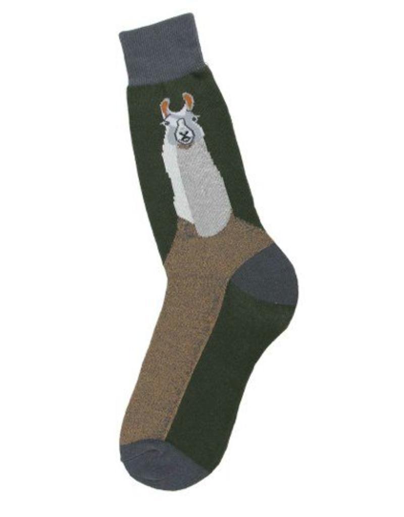 Foot Traffic Foot Traffic - Llama - 6860M - Crew - Men's