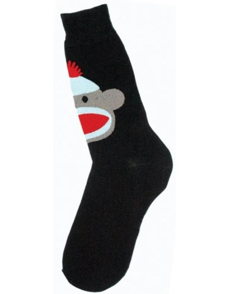 Foot Traffic Foot Traffic - Sock Monkey - 6760M - Crew - Men's