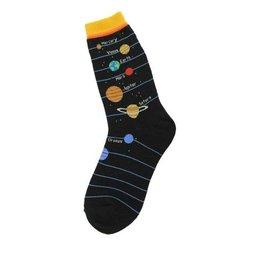 Foot Traffic Foot Traffic - Planets - 6838 - Crew - Women's