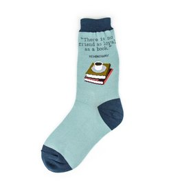 Foot Traffic Foot Traffic - Loyal Books - 6898 - Crew - Women's