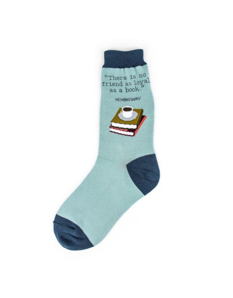 Foot Traffic Foot Traffic - Loyal Books - 6898 - Crew - Women's