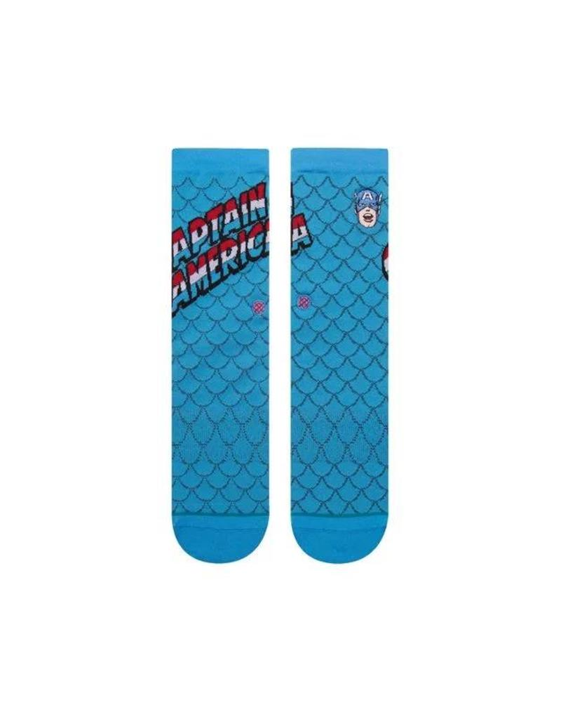 Stance Stance - Captain America - Classic - Youth