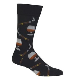 Hot Sox Hot Sox - Cognac and Cigars - HM200040 - Men's