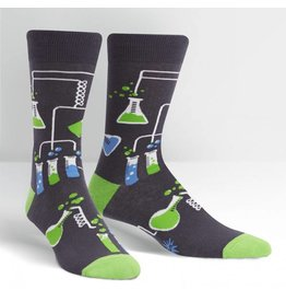 Sock It to Me Sock It To Me - Laboratory - MEF0338 - Crew - Men's