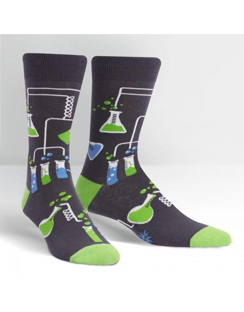 Sock It to Me Sock It To Me - Laboratory - MEF0338 - Crew - Men's