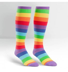 Sock It to Me Sock It To Me - Super Juicy - Wide Calf - S0082 - Knee High - Unisex