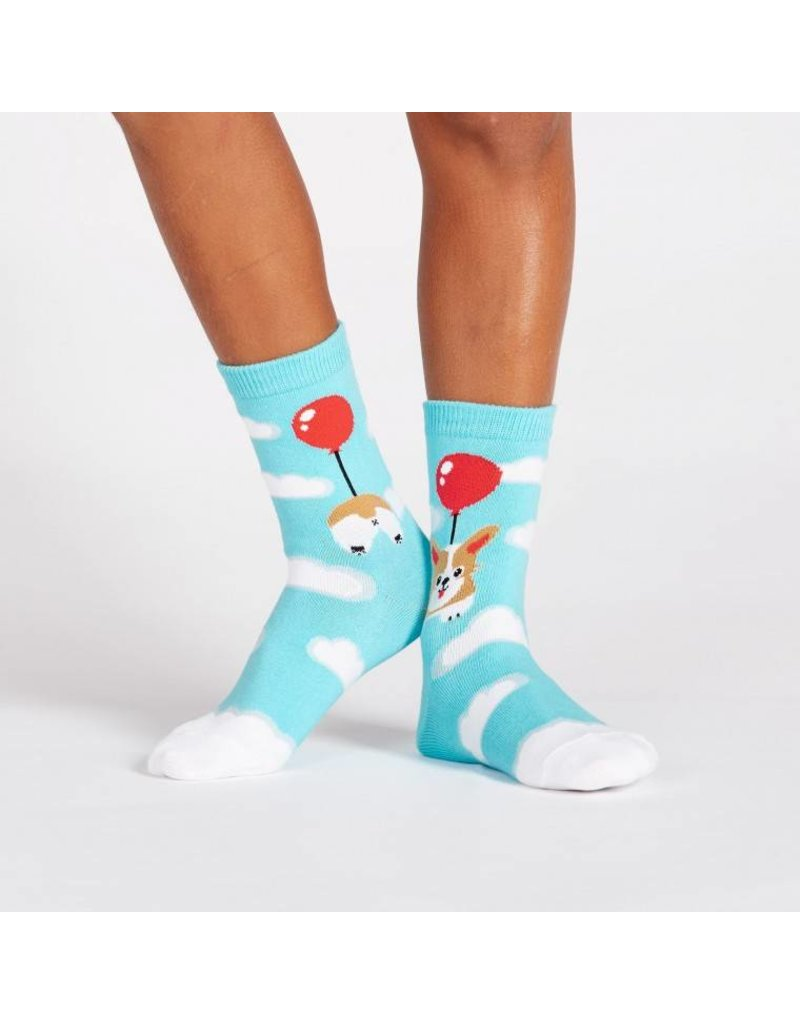 Sock It to Me Sock It To Me - Pup, Pup and Away - 0068 - Crew - Kids
