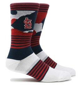 PKWY PKWY - St. Louis Cardinals - Camo - Crew - Unisex