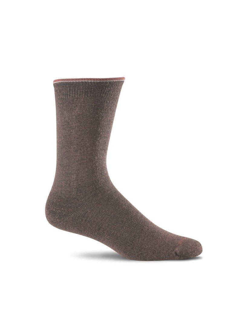 Sockwell Sockwell - Essential Comfort - Skinny Minnie - LC9W - Espresso - Women's