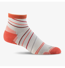 Sockwell Sockwell - Firm Compression - Pacer Quarter - SW46W - Natural - Women's