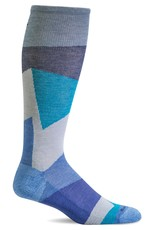 Sockwell Sockwell - Firm Lifestyle Compression - Emboldened - SW69W - Ocean - Women's