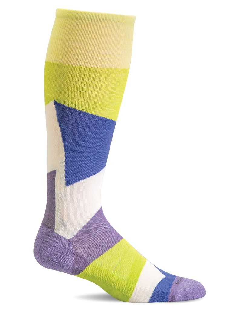 Sockwell Sockwell - Firm Lifestyle Compression - Emboldened - SW69W - Plum - Women's