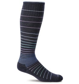 Sockwell Sockwell - Moderate Lifestyle Compression - Circulator  - SW1W - Navy - Women's