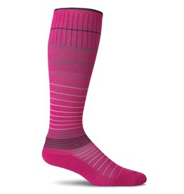 Sockwell Sockwell - Moderate Lifestyle Compression - Circulator  - SW1W - Azalea - Women's