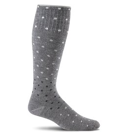 Sockwell Sockwell - Moderate Lifestyle Compression - On the Spot - SW3W - Charcoal - Women's