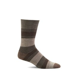 Sockwell Sockwell - Essential Comfort - Mixology - LD41M - Bark - Men's
