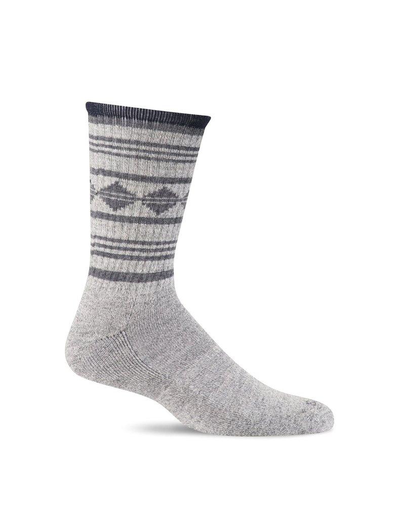 Sockwell Sockwell - Essential Comfort - Poncho - LD33M - Grey - Men's
