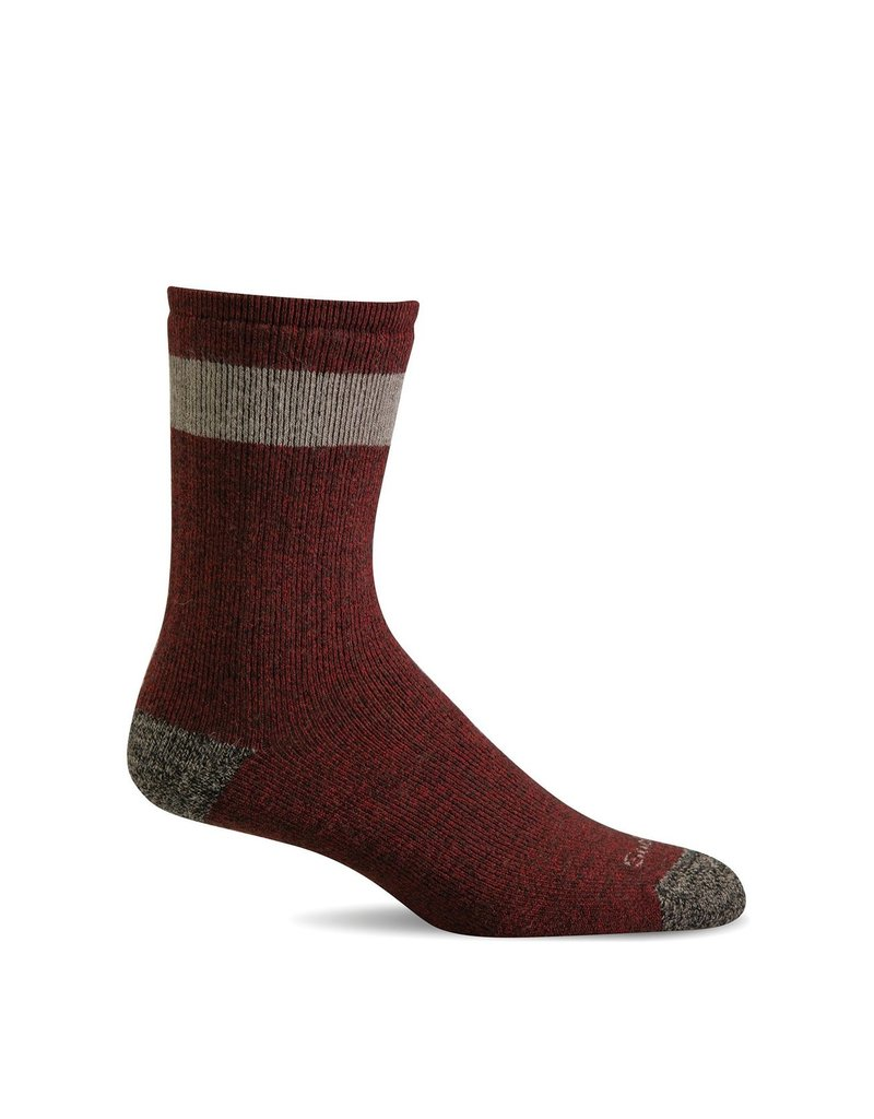 Sockwell Sockwell - Essential Comfort - Rover II - LD14M - Ruby - Men's