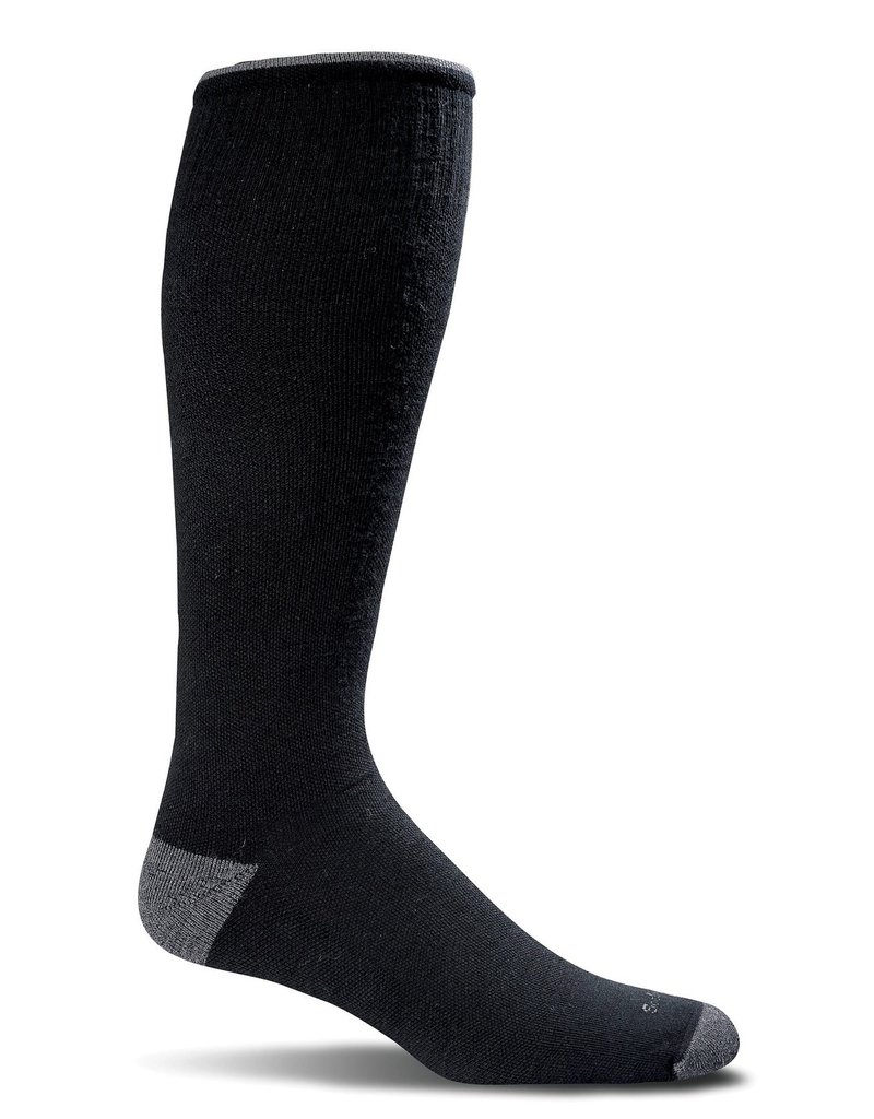 Sockwell Sockwell - Firm Lifestyle Compression - Elevation - SW4M - Black - Men's