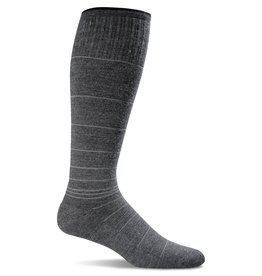 Sockwell Sockwell - Moderate Lifestyle Compression - Circulator - SW1M - Charcoal - Men's