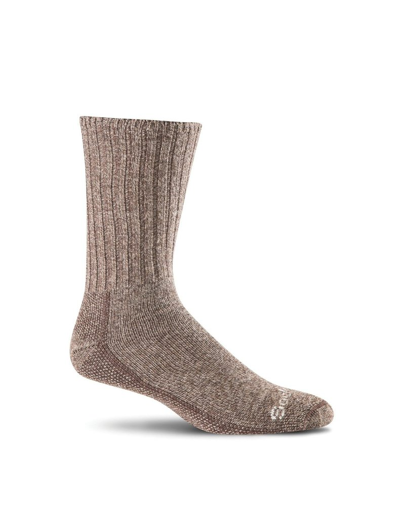 Sockwell Sockwell - Relief Solutions - Big Easy - SW5M - Espresso - Men's