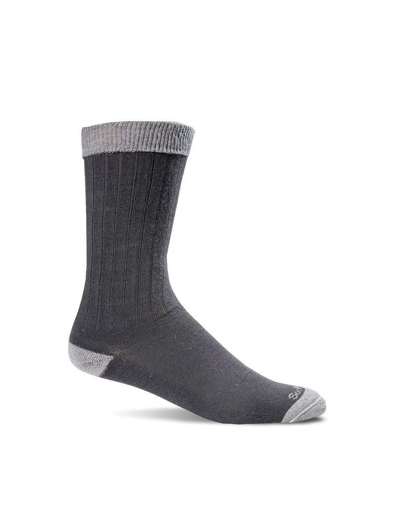 Sockwell Sockwell - Relief Solutions - Easy Does It - SW2M - Black - Men's