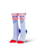 Odd Sox Odd Sox - Pepsi Stripes - Crew - Women's