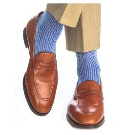 Dapper Classics Dapper Classics - Sky Blue and Clematis Blue Grenadine - Cotton - OTC