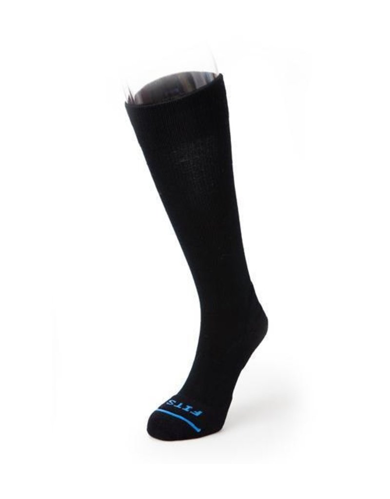 Fits Fits - Cushioned Compression OTC - F7002 - Black - Unisex