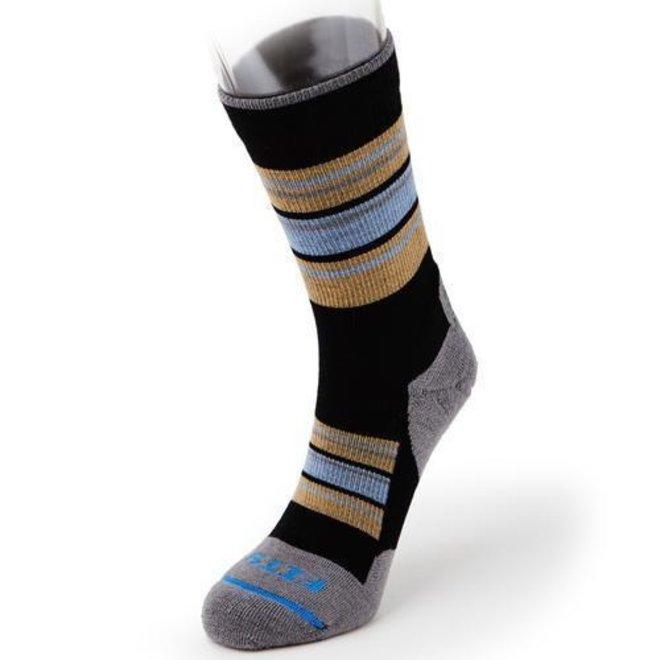 FITS Light Hiker XXL Titanium Quarter Socks