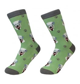 Sock Daddy - Soft Coated Wheaten Terrier - Lawn - Crew - Unisex