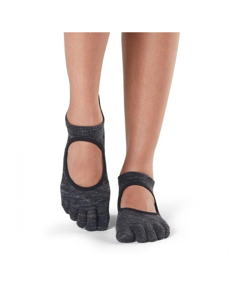 ToeSox ToeSox - Bellarina - Full Toe Grip - Quartz