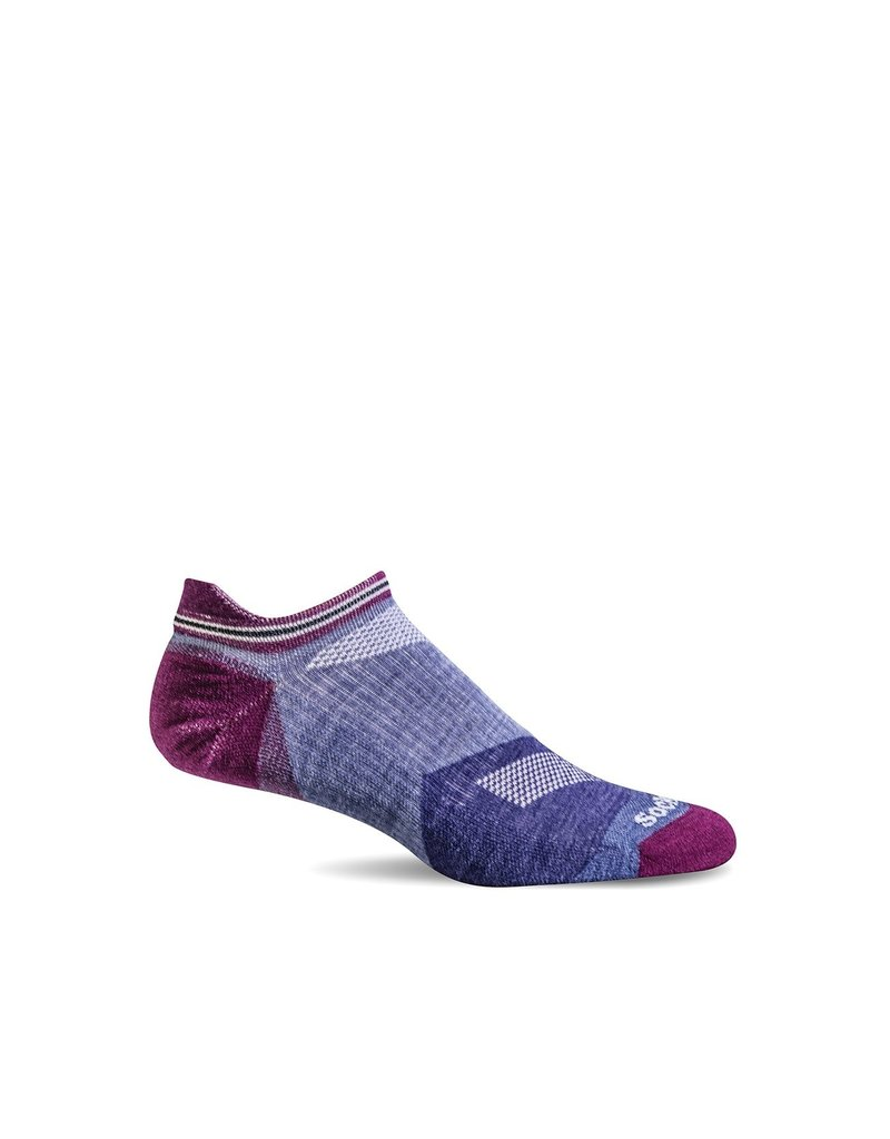 Sockwell Sockwell - Moderate Compression - Flash - SW66W - Lilac - Women's