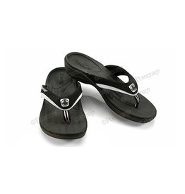 Powerstep Powerstep - Fusion Orthotic Sandals - Black - Women's - Size 8