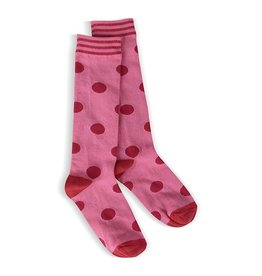 Mouse Creek Trading Co. Mouse Creek - Polka Dot Knee High - MCPDKHI - Tulip