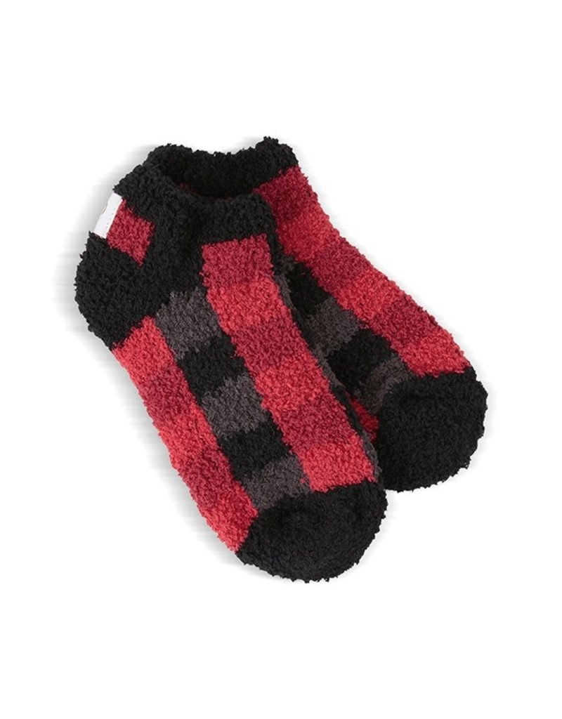 Mouse Creek Trading Co. Mouse Creek - Cozy Low - MCCZLOW - Buffalo Plaid