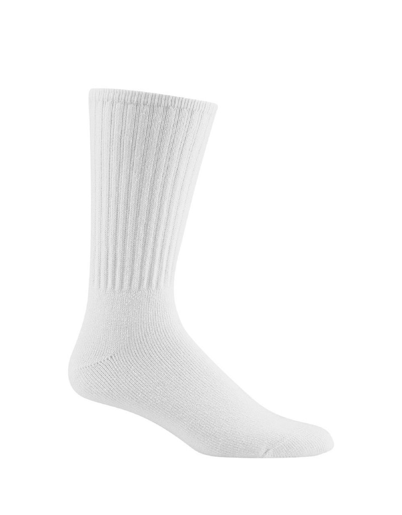 Wigwam Mills Wigwam - Volley 3-Pack Cotton Crew - S1052 - White - Unisex
