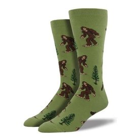 Socksmith Socksmith - Bigfoot - Moss - SSM1423 - Crew - Men's