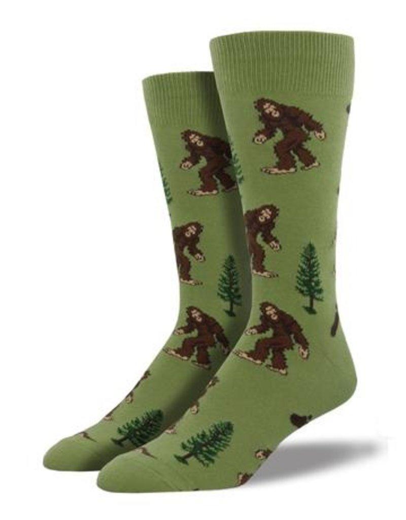 Socksmith Socksmith - Bigfoot - Moss - SSM1423 - Crew - Men's
