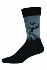 Socksmith Socksmith - Raptor - Heather Gray - MNC523 - Crew - Men's